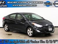 Recent Arrival! Just Reduced! Black 2013 Hyundai