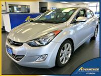 Well equipped and priced to move, this 1-Owner Hyundai