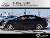 **HYUNDAI CERTIFIED**, **MOONROOF**, **ONE OWNER**,