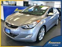 Consider this 1-Owner Hyundai Elantra Limited for your