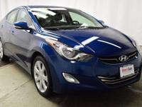 This outstanding example of a 2013 Hyundai Elantra