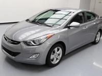 This awesome 2013 Hyundai Elantra comes loaded with the