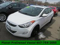 Feast your eyes upon this 2013 Elantra Limited shown in