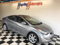 Options:  2013 Hyundai Elantra  Here Is A Great