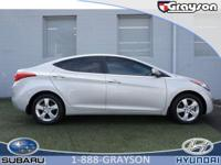 Hyundai Certified, CARFAX 1-Owner, ONLY 17,656 Miles!