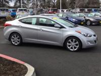 One Owner Limited 2013 Hyundai Elantra with Only 32,000