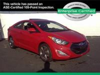 2013 Hyundai Elantra SE Coupe 2D Our Location is: