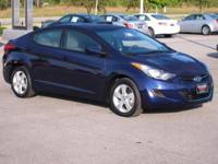 2013 HYUNDAI ELANTRA SEDAN 4 DOOR 4dr Sdn Auto Limited