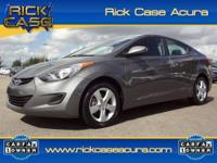 2013 HYUNDAI ELANTRA SEDAN 4 DOOR Our Location is: Gus