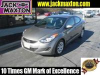 Feast your eyes upon this 2013 Elantra GLS shown in an
