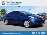 2013 HYUNDAI Elantra Sedan 4dr Sdn Auto GLS Our