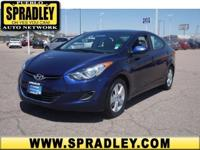 This 2013 Hyundai Elantra GLS is provided to you