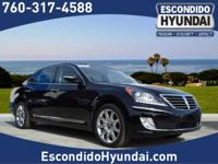 Come see this certified 2013 Hyundai Equus . Its