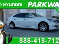 2013 Hyundai Equus Signature White Satin Pearl 5.0L V8