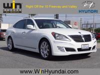 Hyundai Certified. GPS Nav! Perfect Color Combination!