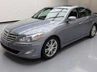 2013 Hyundai Genesis with Premium Package,3.8L V6