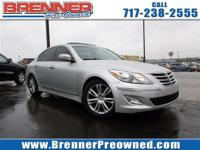 Check out this 2013 Hyundai Genesis 3.8L. Its Automatic