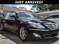 New Price! This Genesis features: Leather.  CARFAX