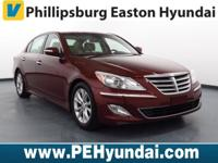 REDUCED! Hyundai Certified. Only one previous owner. A