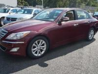 2013 Hyundai Genesis 4dr Car 3.8 L. Our Location is: