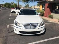 Options:  2013 Hyundai Genesis 5.0L R Spec 4Dr