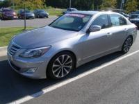 This 2013 Hyundai Genesis 5.0L R-Spec is offered to you