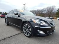 We are excited to offer this 2013 Hyundai Genesis. This