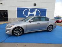 We are excited to offer this 2013 Hyundai Genesis. When
