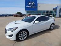 Snatch a bargain on this 2013 Hyundai Genesis Coupe 2.0