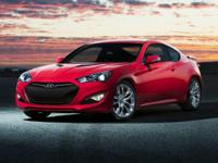 Recent Arrival! 2013 Hyundai Genesis Coupe Tsukuba Red