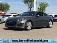 Only 37,330 Miles! This Hyundai Genesis Coupe delivers