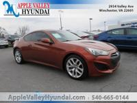 CARFAX One-Owner. Copper 2013 Hyundai Genesis Coupe