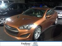 Absolutely Stunning Copper, Turbo Genesis Coupe w/ The