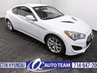 Meet our aggressive 2013 Hyundai Genesis Coupe 2.0T