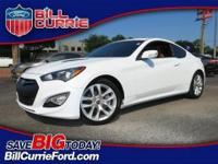 LOW MILE (13614 MILES) GENESIS COUPE **GRAND TOURING**