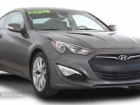 Genesis Coupe 3.8 Grand Touring, Alloy wheels, Backup