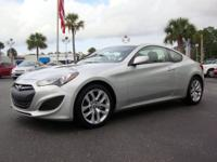 2013 HYUNDAI GENESIS COUPE Our Location is: KEY BUICK