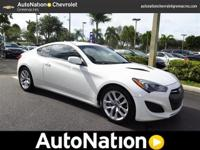 2013 Hyundai Genesis Coupe Our Location is: AutoNation