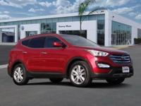 We are excited to offer this 2013 Hyundai Santa Fe. A