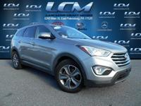 Santa Fe GLS, *Hyundai CERTIFIED*, *LOW MILES; for a