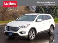 CARFAX 1-Owner, Hyundai Certified, Excellent Condition,