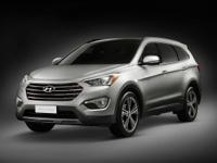 ** 2013 Hyundai Santa Fe in Silver AURORA NAPERVILLE**,