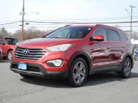 Climb inside the 2013 Hyundai Santa Fe! It offers the