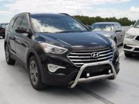 Recent Arrival! Certified. 2013 Hyundai Santa Fe GLS