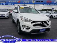 2013 Hyundai Santa Fe GLS This Hyundai Santa Fe is