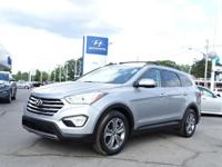 HYUNDAI CERTIFIED - AWD- NAVIGATION - LEATHER - This