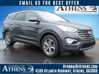 2013 Hyundai Santa Fe GLS and Juniper Green Beige.