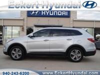 2013 Santa Fe GLS FWD in Circuit Silver with Gray cloth