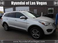 Santa Fe GLS, Hyundai Certified, 4D Sport Utility, Gray