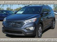 This used 2013 Hyundai Santa Fe in SCOTTSDALE, ARIZONA